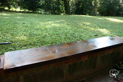 polyurethane oak wood